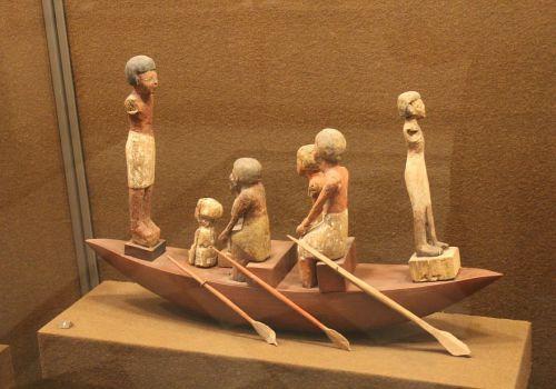 Статуэтки Египтян В Египетском Зале Эрмитаж Описание
