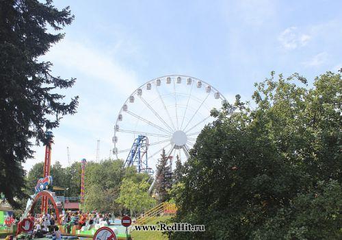 Парк аттракционов «Диво